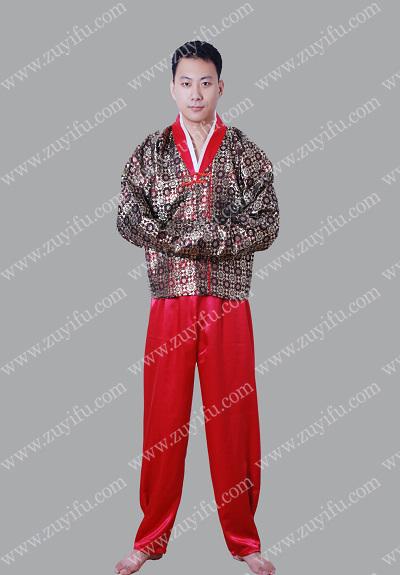 朝鲜族服饰(男)